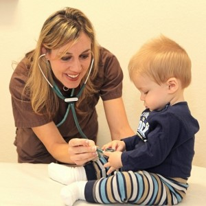 child physical exam